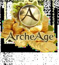 Покупка золота ArcheAge RU