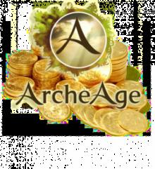 Купить золото ArcheAge NA